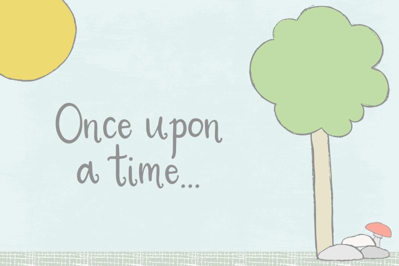 honeywoods-storybook-font