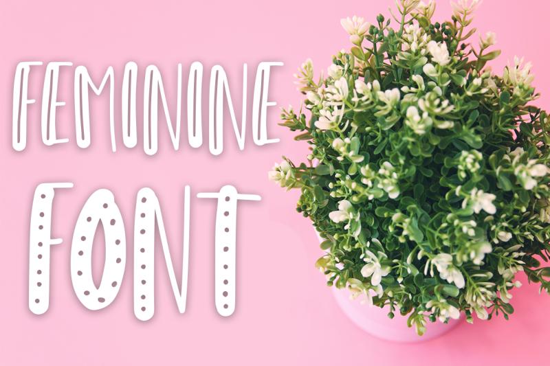 honey-taste-cute-handwritten-font