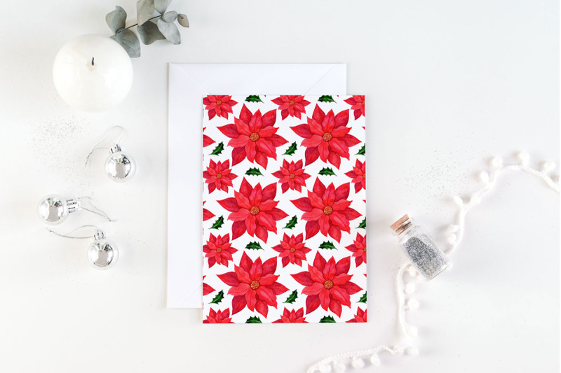 christmas-digital-papers-winter-seamless-pattern-with-floral-motifs