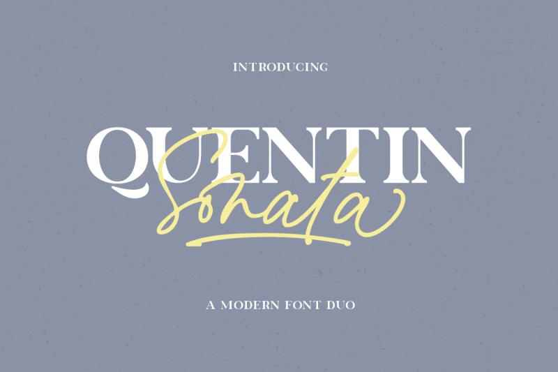quentin-sonata-font-duo
