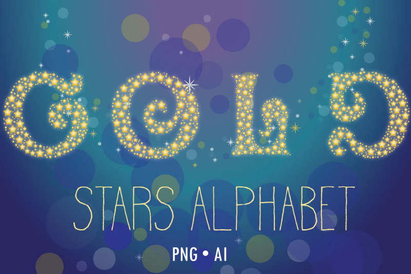 gold-stars-vector-alphabet-36-letters-and-numbers