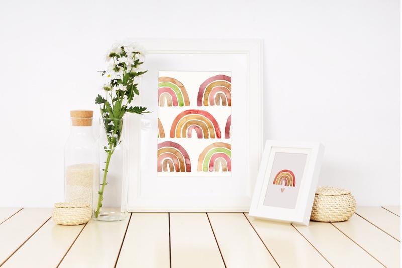 rainbows-watercolor-abstract-kit