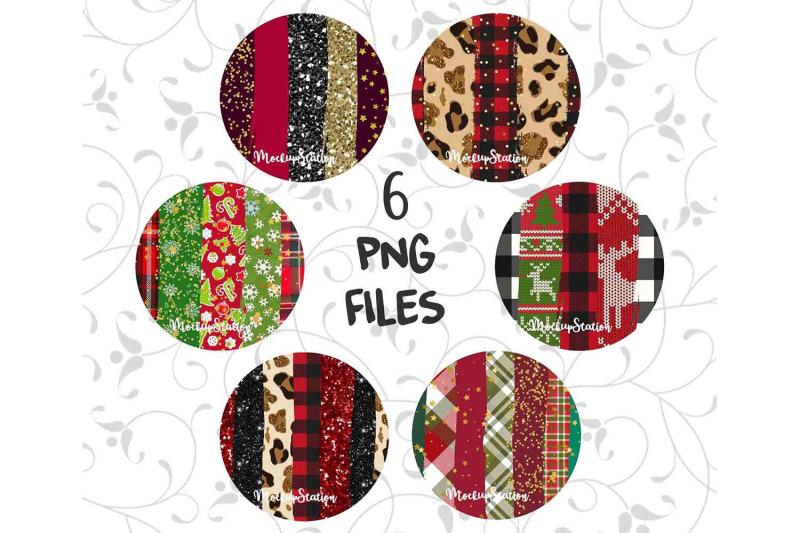 christmas-sublimation-circle-frame-background-png-bundle