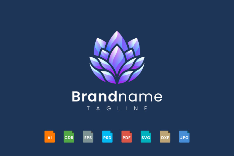 abstract-flower-logo-template