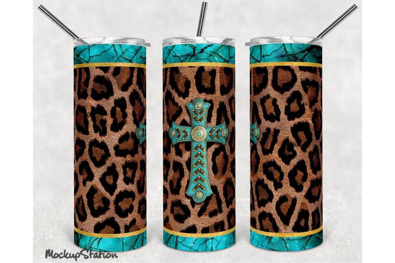 leopard-20oz-skinny-tumbler-design-sublimation-png