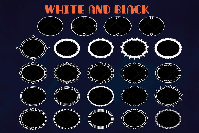 white-oval-frames-hand-drawn-border-amp-decorative-label