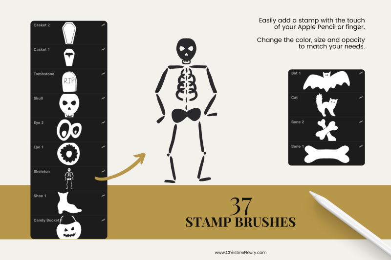 spooky-stamp-brushes-for-procreate