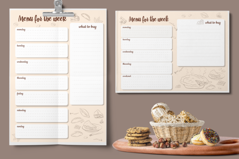 menu-planning-sheets-for-every-day-of-the-week