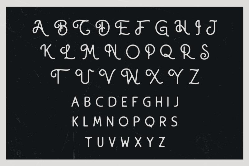 atorge-vintage-typeface