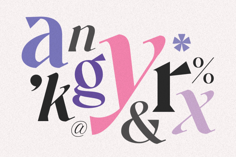 quatro-a-modern-serif-font