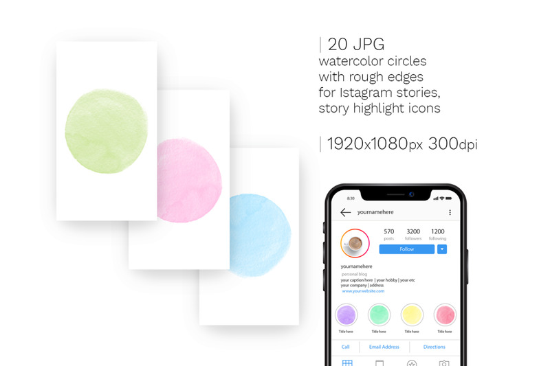 instagram-story-highlight-covers-pastel-rainbow-palette