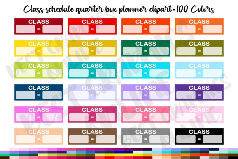 class-schedule-quarter-box-planner-box