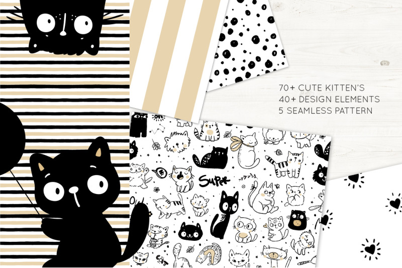 cute-kitten-039-s-illustration