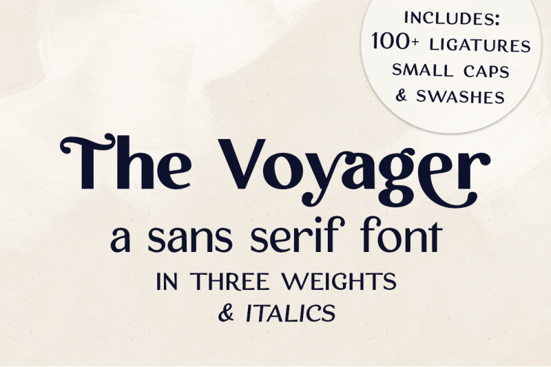 the-voyager-display-font