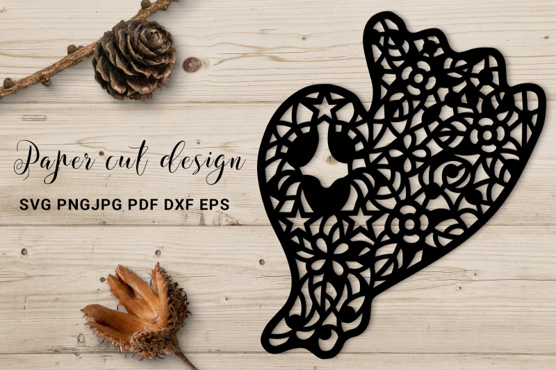 ghost-svg-paper-cut-template-halloween-design