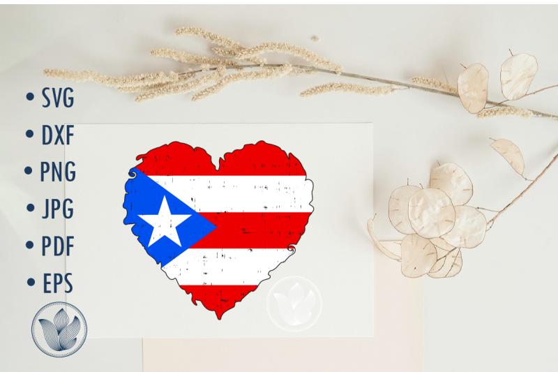 puerto-rico-flag-heart-sublimation-design-nbsp