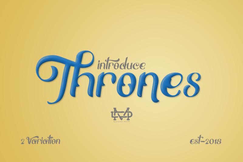 thrones-classic-typeface
