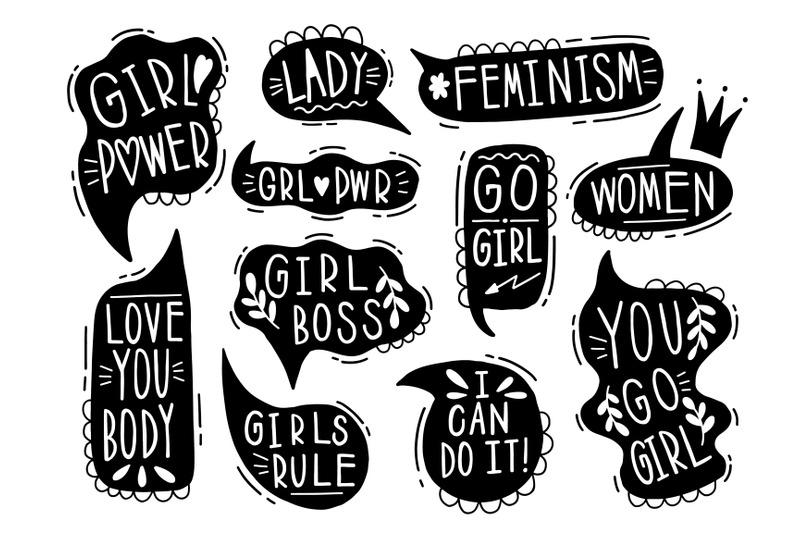 speech-set-slogan-femenism
