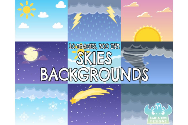 skies-backgrounds-lime-and-kiwi-designs