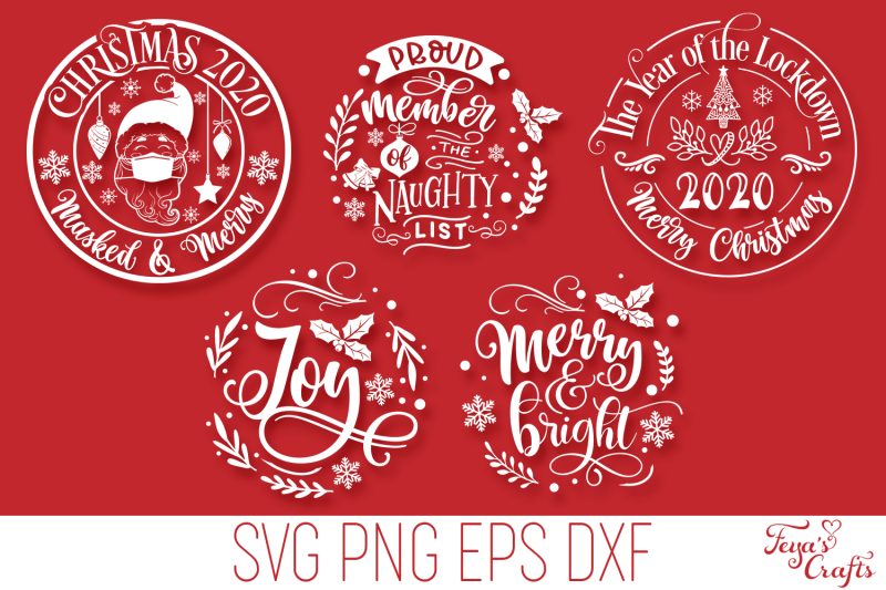 round-christmas-ornaments-svg-pack-round-sign-svg-cricut