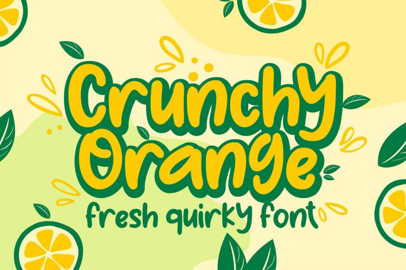crunchy-orange
