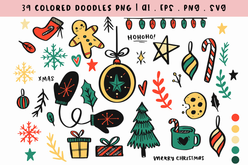 christmas-doodles-and-lettering-bonus-card
