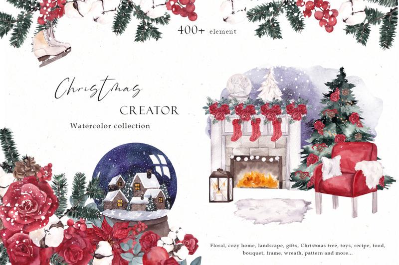 watercolor-christmas-creator