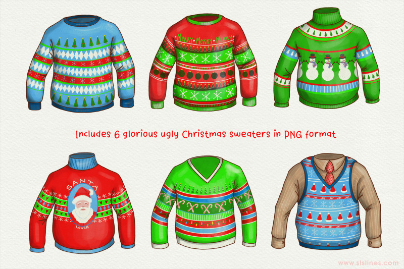 ugly-christmas-sweater-png