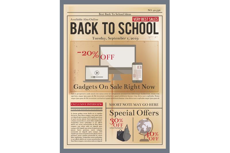 school-brochure-education-training-course-old-newsletter-magazine-or