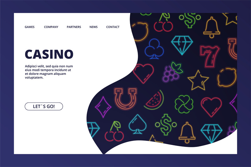 casino-landing-page-vector-gambling-web-banner-with-neon-icons