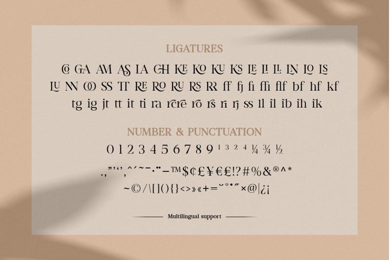 bronela-elegant-serif