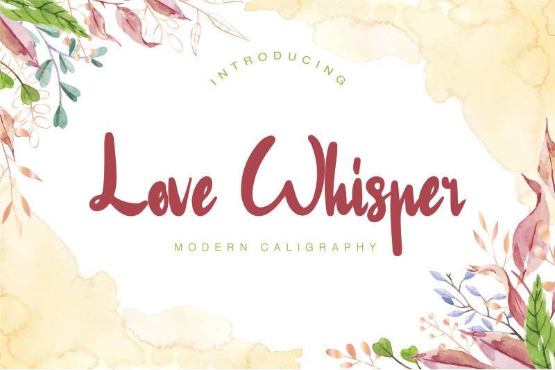 love-whisper