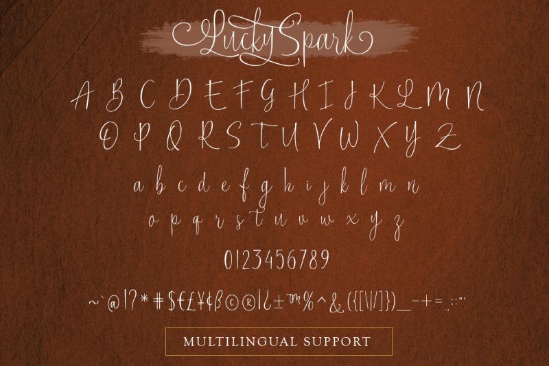 lucky-spark-script