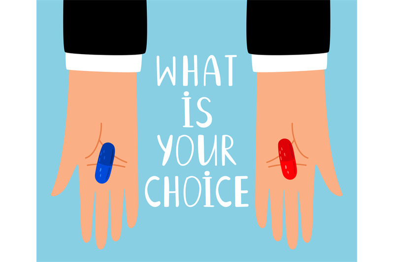 red-and-blue-pills-choice
