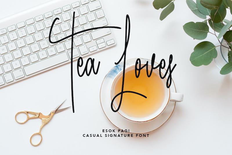 esok-pagi-casual-signature-font