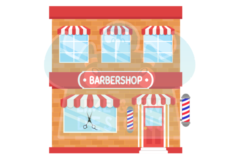 barber-shop-clipart-lime-and-kiwi-designs