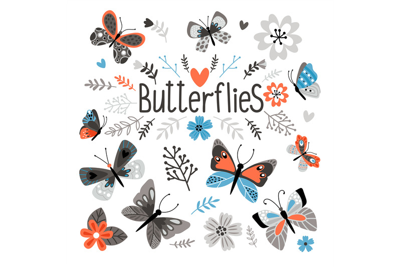 cute-butterflies-and-pretty-flowers