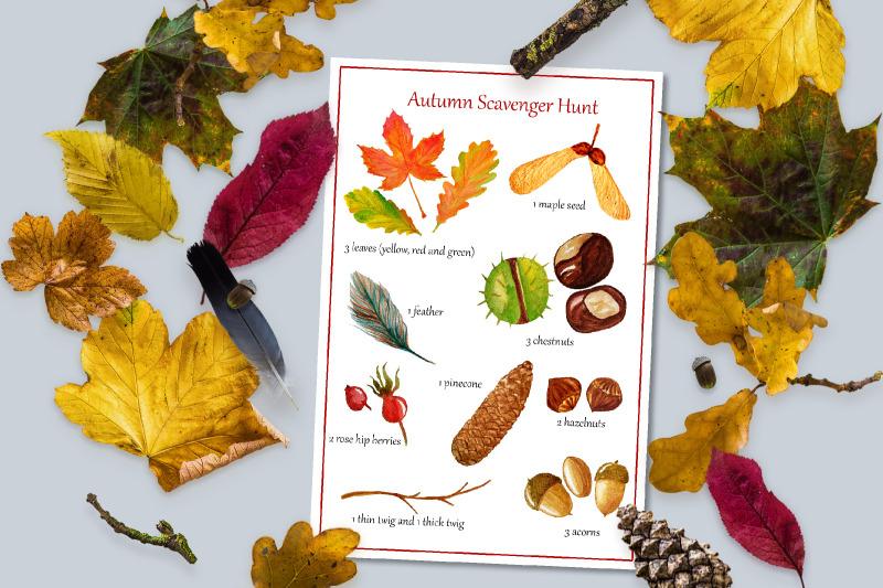 autumn-scavenger-hunt-kids-activity