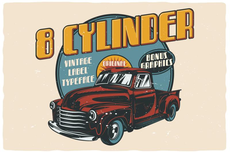 eight-cylinder