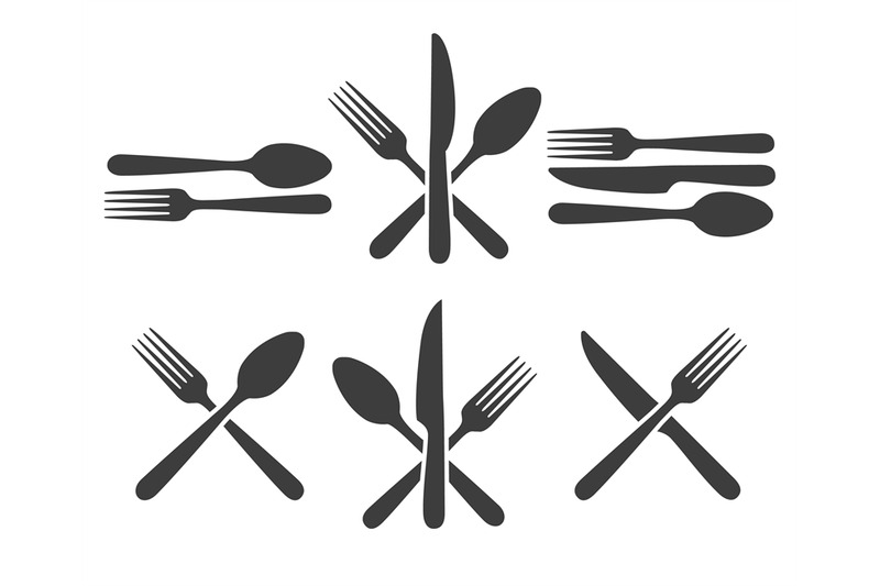 cutlery-icon-set