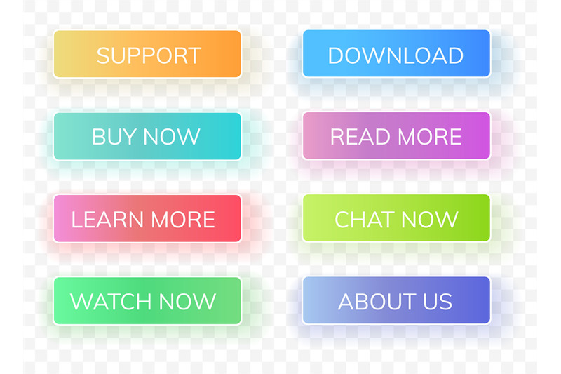 interface-gradient-buttons