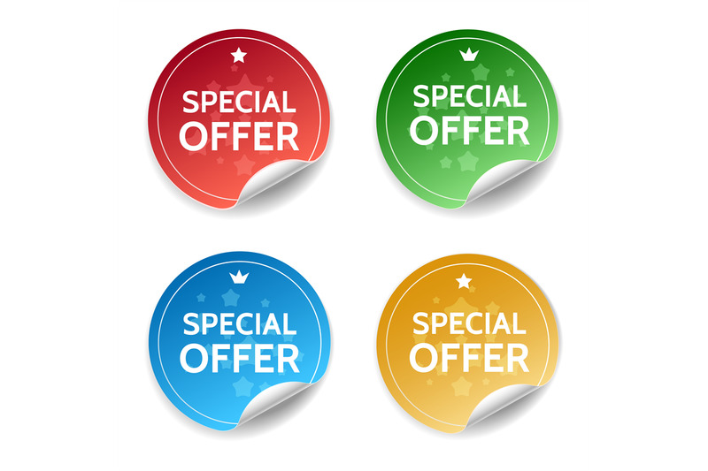 consumers-offer-round-stickers