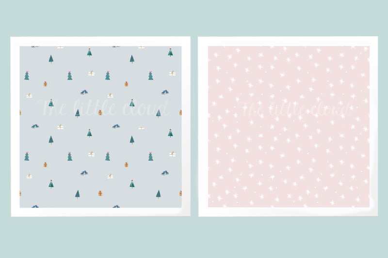 cute-modern-christmas-patterns