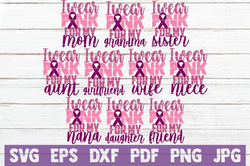 i-wear-pink-svg-bundle-cancer-awareness-bundle