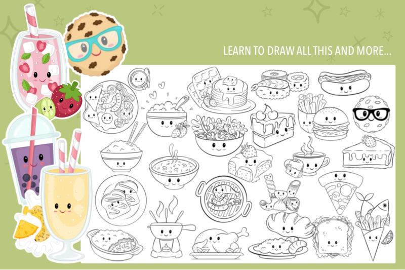 foodie-doodle-booklet