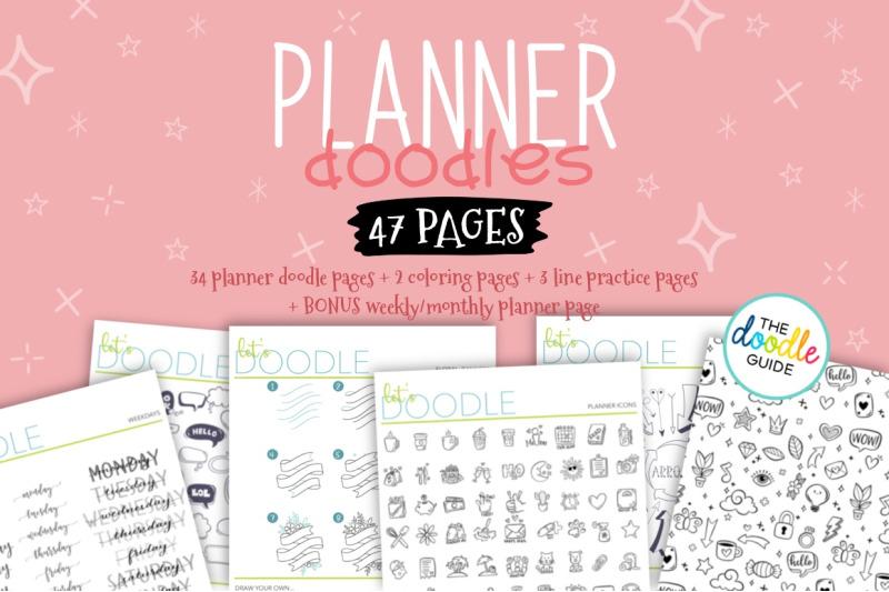 planner-doodle-booklet