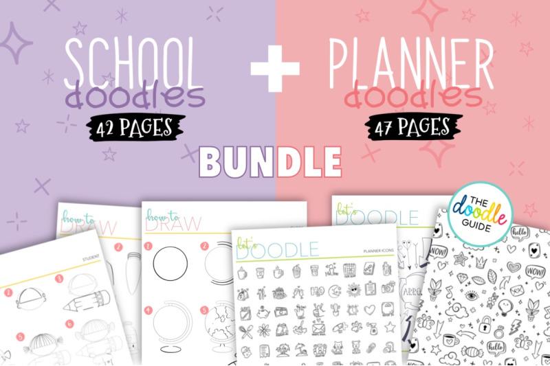 school-planner-doodles-bundle-offer