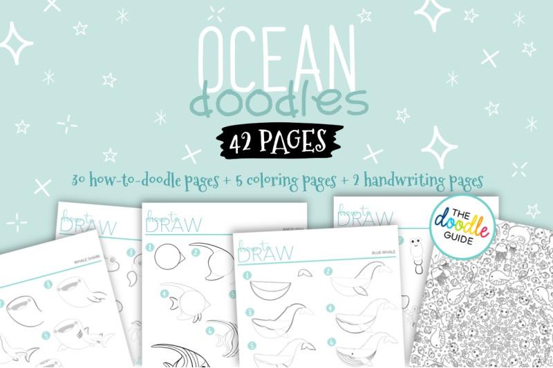 foodie-ocean-doodles-bundle