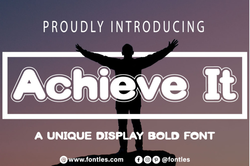 achieve-it-a-bold-and-chunky-lettered-display-font