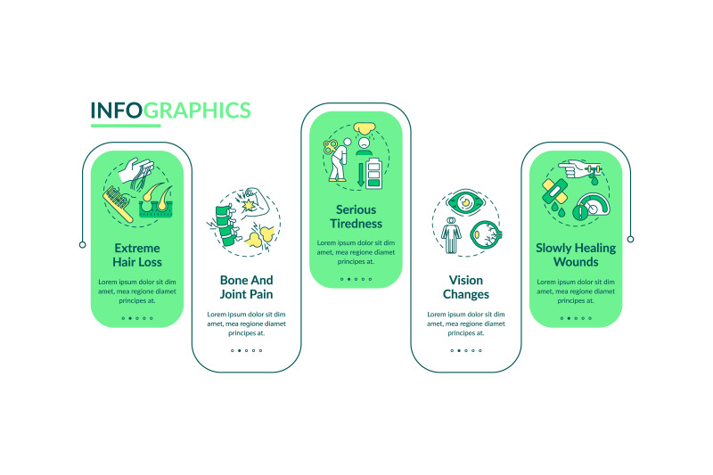 vitamins-loss-vector-infographic-template